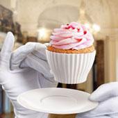 Bake 'n' Serve Tea Cup Cakes