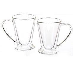 Avanti Hero 2pc Double Wall Glass Set
