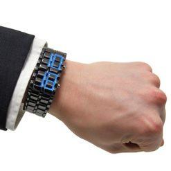 thumbsUp 2-in-1 LED Bracelet Watch