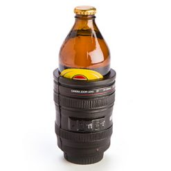 Camera Lens Stubbie Holder