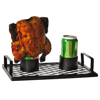 Coyote Chick 'n' Brew Twin BBQ Roaster