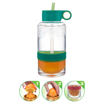 Citrus Zinger Biggie Water Bottle