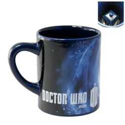 Zeon Doctor Who Hidden Tardis Mug