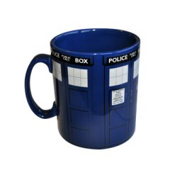 Doctor Who Tardis Mega Mug