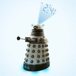 Wesco Doctor Who Dalek Projection Alarm Clock