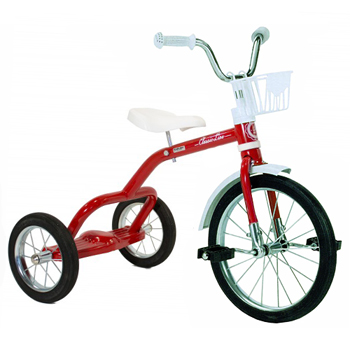 "Italtrike Classic 16"" Spoke Tricycle"