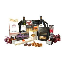 Red And White Delight Gift Hamper