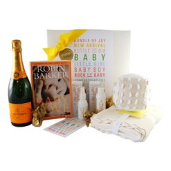 Say Congratulations In Style Gift Hamper