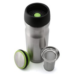 Teamo Stainless Steel Thermal Mug with Infuser