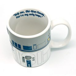 Star Wars R2-D2 Relief Mug