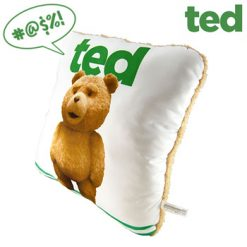 "Ted 14"" Pillow w/ Sound"