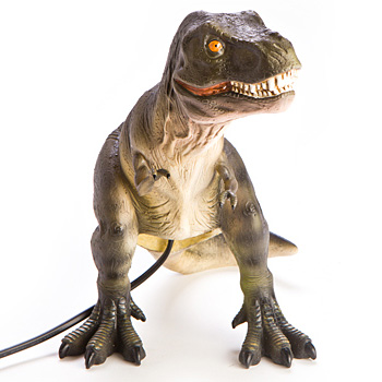 T-Rex Dinosaur Bedroom Table Lamp