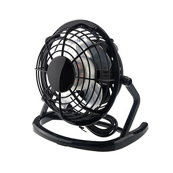 USB Mini Fan w/ Tilt Function